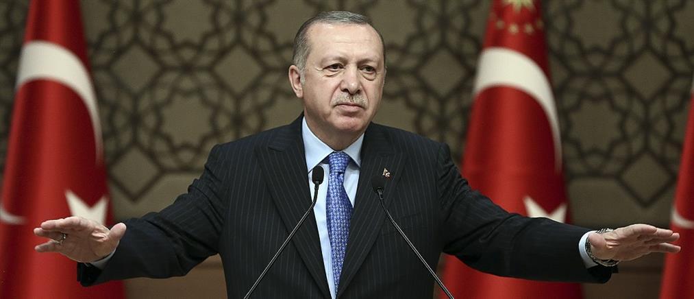 Ερντογάν: θα θάψουμε τους υποκριτές στις 24 Ιουνίου