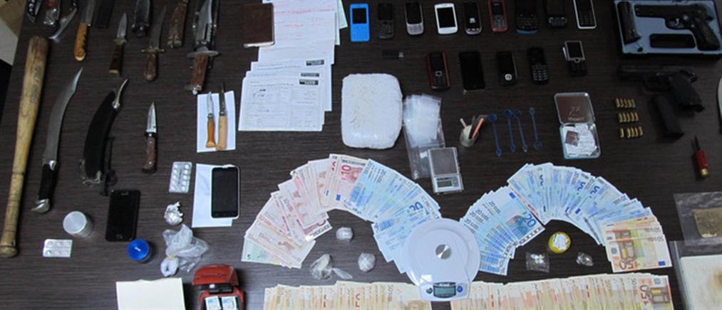 Δυο αστυνομικοί σε σπείρα που διακινούσε ναρκωτικά σε Λήμνο και Άγιο Ευστράτιο
