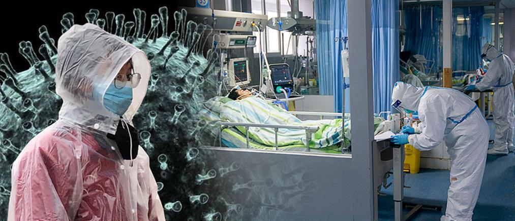 Έρευνα σοκ: ένας στους χίλιους ασθενείς με κορονοϊό θα εμφανίσει συμπτώματα μετά την καραντίνα