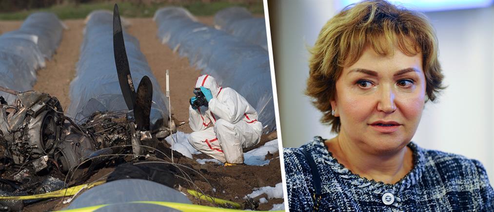 Πάμπλουτη Ρωσίδα σκοτώθηκε σε αεροπορικό δυστύχημα