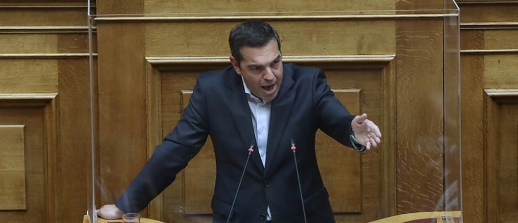 Τσίπρας προς Κυβέρνηση: Έχετε δυσανεξία στην κριτική