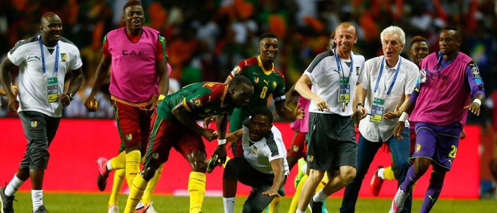 Το Καμερούν κατέκτησε το Κόπα Άφρικα