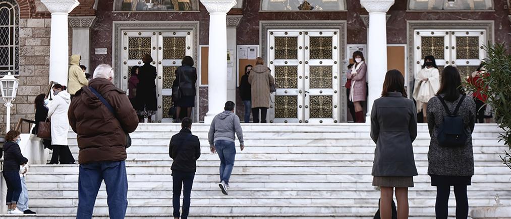Ταραντίλης: O Τσίπρας θέλει κλειστούς ναούς με χρήση βίας;