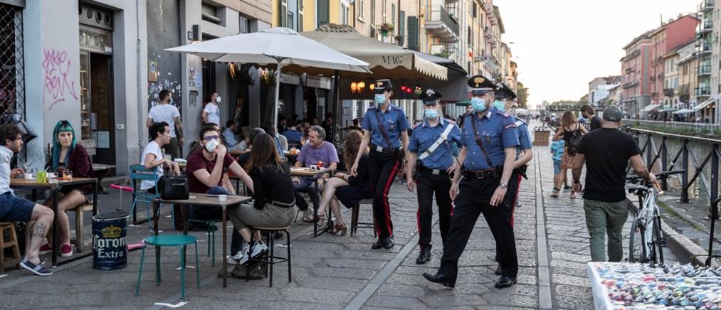 Κορονοϊός – Ιταλία: Υποχρεωτική η μάσκα σε κλειστούς χώρους