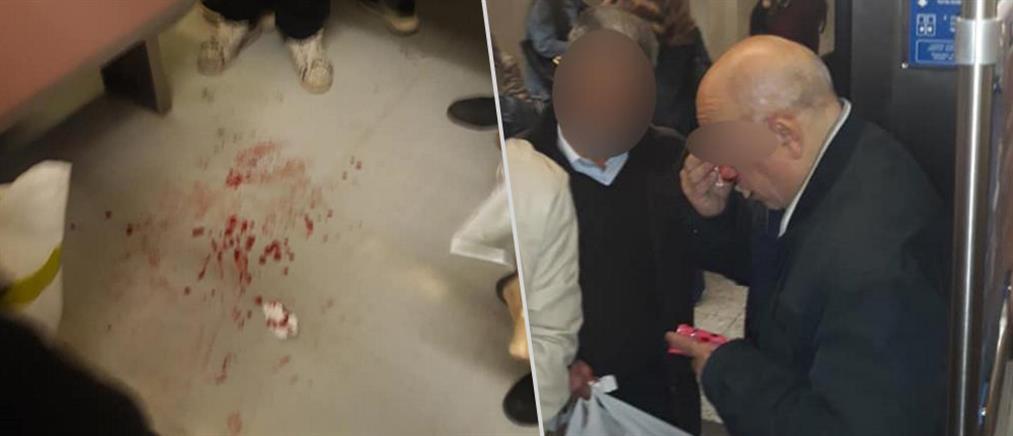 Εικόνες – σοκ: Άγριο ξύλο και σπασμένα τζάμια στο Μετρό Συντάγματος