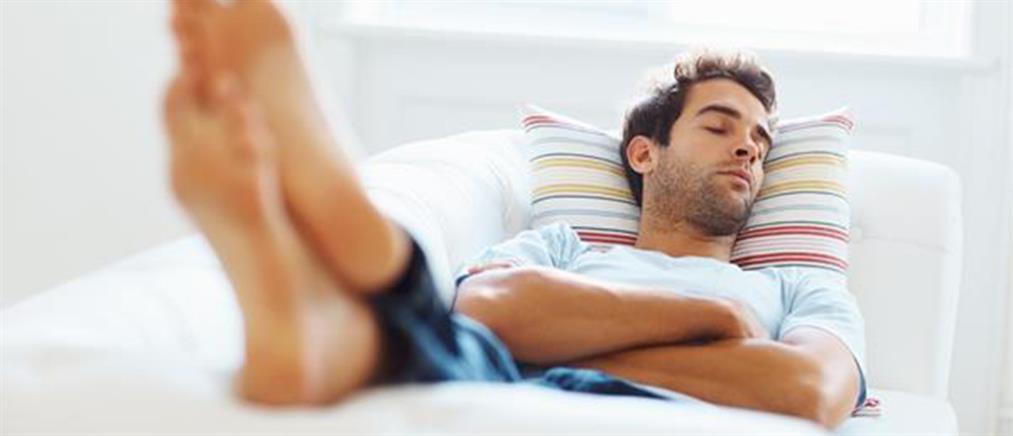 """""""Ασπίδα"""" στο έμφραγμα και το εγκεφαλικό ο μεσημεριανός ύπνος"""