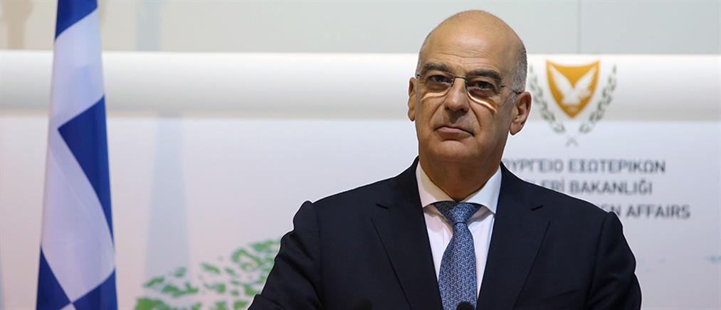 Δένδιας: παντελώς αβάσιμη η θέση της Τουρκίας για την υφαλοκρηπίδα στο Καστελόριζο