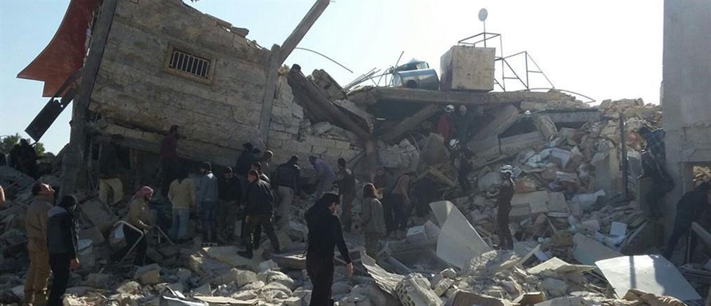 Χιλιάδες νεκροί από πείνα στην Συρία