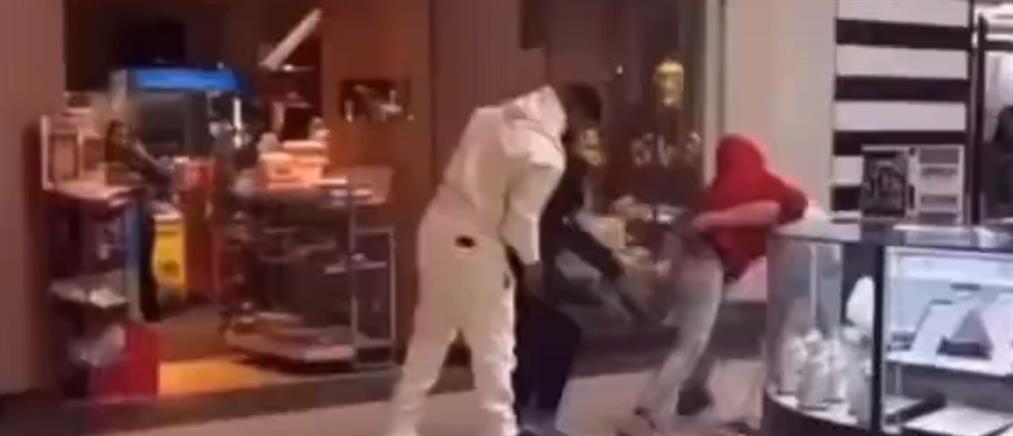 Λάνκαστερ: πυροβολισμοί σε εμπορικό κέντρο (εικόνες σοκ)