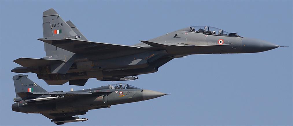 Αεροπορικές επιδρομές της Ινδίας στο Πακιστάν