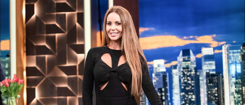 """""""The 2Night Show"""" - Ιωάννα Λίλη: Το μπαστούνι, ο Ζαγοράκης και το modeling"""