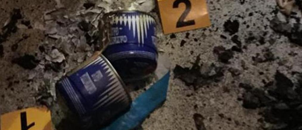 Έκρηξη στα γραφεία της Δημοτικής Αστυνομίας στην Κυψέλη