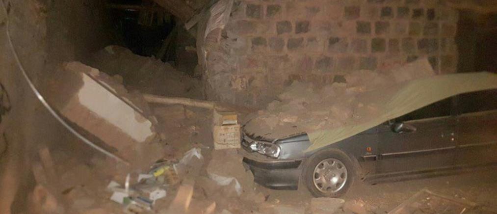 Φονικός σεισμός στο Ιράν (βίντεο)