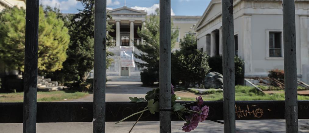 """Πολυτεχνείο: """"Φρούριο"""" το κέντρο της Αθήνας"""