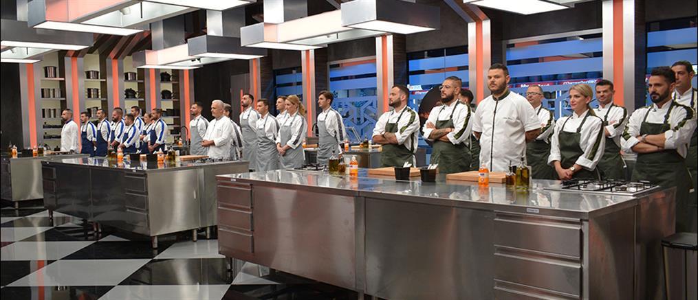 """Game of Chefs"": η 1η δοκιμασία αποχώρησης (εικόνες)"