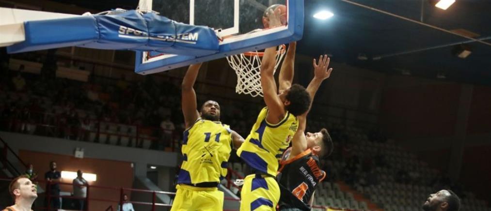 "Basket League: Το Λαύριο ""λύγισε"" τον Προμηθέα και ελπίζει"