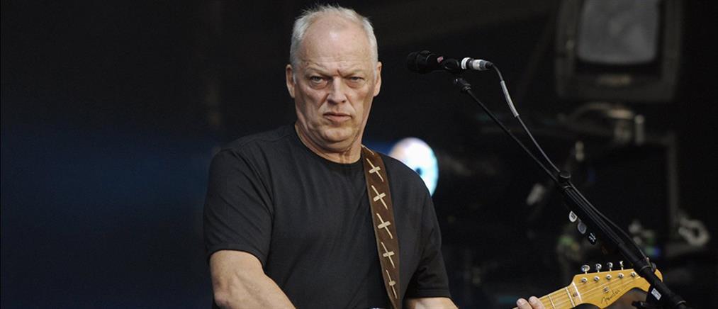 Συνεργασία του David Gilmour με πρώην φυλακισμένους