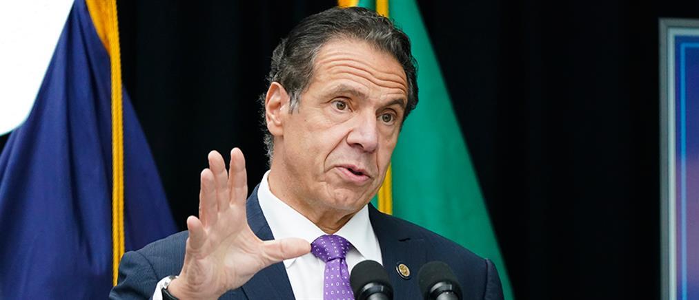 Νέα Υόρκη: Νέα καταγγελία κατά του κυβερνήτη για σεξουαλική παρενόχληση