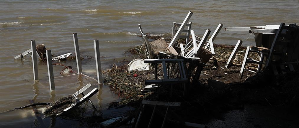 Εύβοια: μετρούν… τις πληγές τους οι κάτοικοι