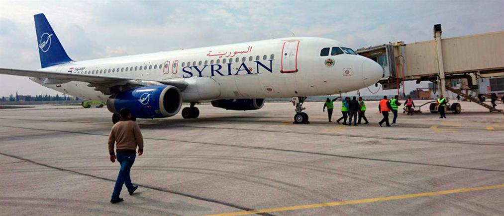 Συρία: Πρώτη πτήση μετά από οκτώ χρόνια στο Χαλέπι (εικόνες)