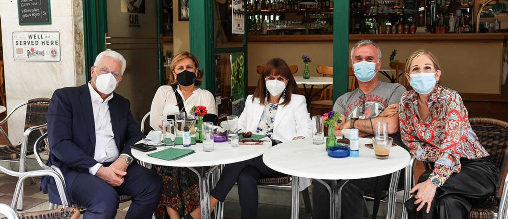 Σακελλαροπούλου για Εστίαση: ξαναζούμε μικρές χαρές της καθημερινότητας