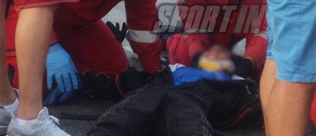 Τραυματίες σε αγώνα καρτ στην Πάτρα (βίντεο)