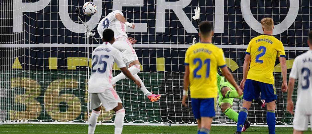 La Liga: η Ρεάλ Μαδρίτης πάτησε… κορυφή!