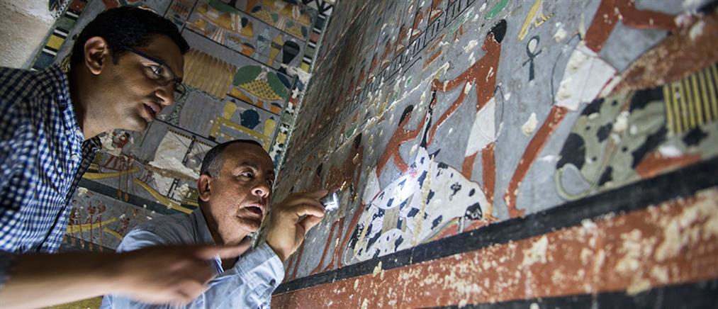 Αρχαιολόγοι ανακάλυψαν ταφικό θάλαμο 4000 ετών (εικόνες)