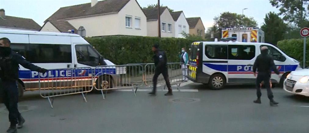 """""""Συναγερμός"""" στο Παρίσι για φονική επίθεση με μαχαίρι"""