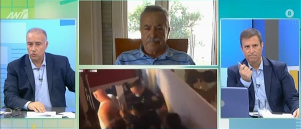 Ο Σπύρος Ζαπάντης στον ΑΝΤ1 για την δολοφονία του ανιψιού του στις ΗΠΑ (βίντεο)