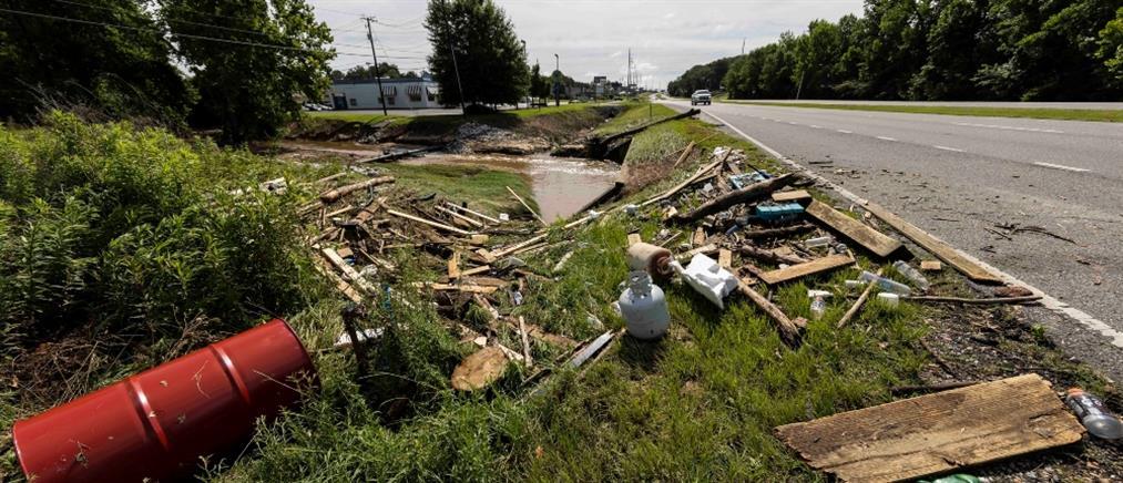 Αλαμπάμα: Πολύνεκρη καραμπόλα εν μέσω καταιγίδας