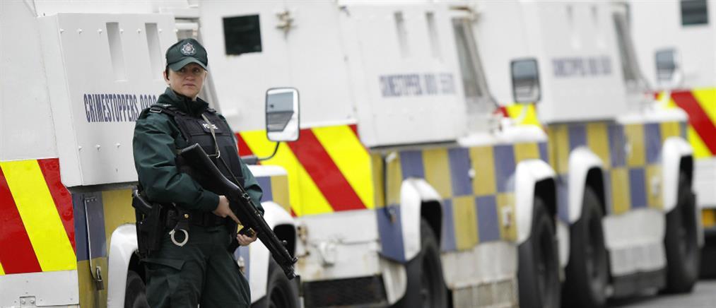 Βόρεια Ιρλανδία: Βρέθηκε νταλίκα παγιδευμένη με βόμβα