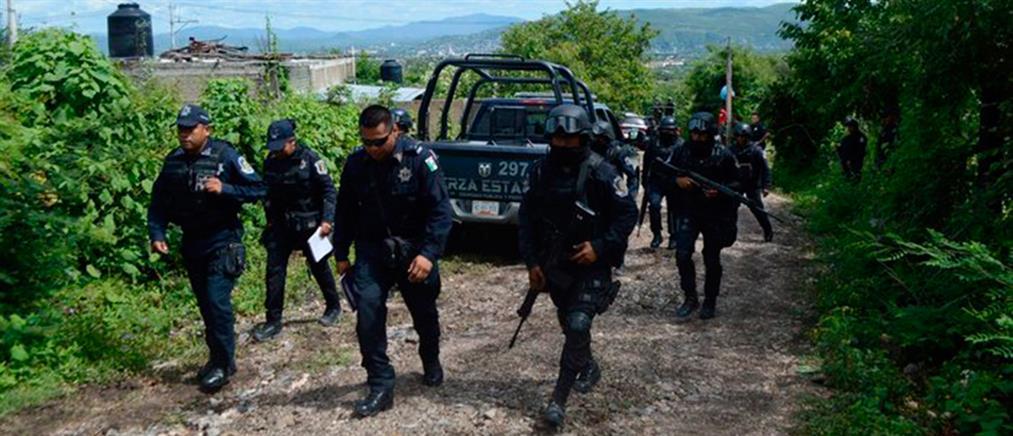 Μεξικό: Απαγχονίστηκαν πέντε απαγωγείς