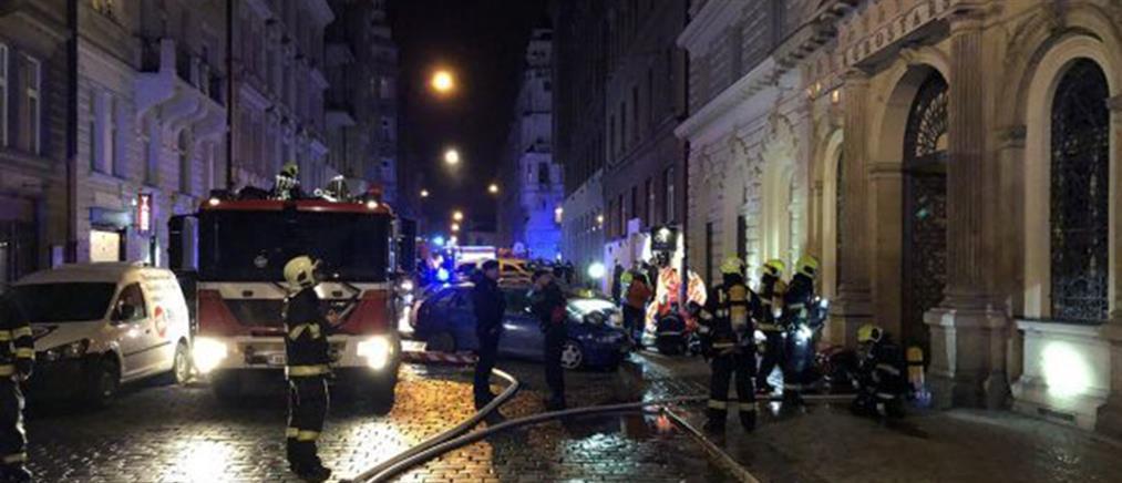 Πράγα: Φονική πυρκαγιά σε ξενοδοχείο