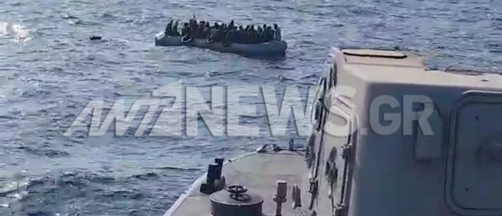 Σάμος: Καταδίωξη με πυροβολισμούς για τη σύλληψη διακινητή μεταναστών (βίντεο)
