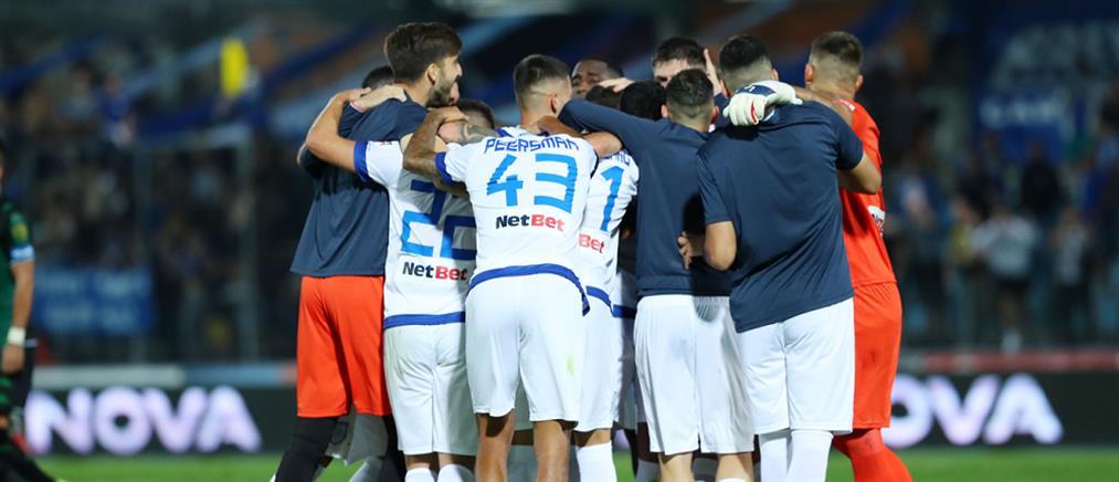 Super League: o ΠΑΣ Γιάννινα νίκησε τον Παναθηναϊκό