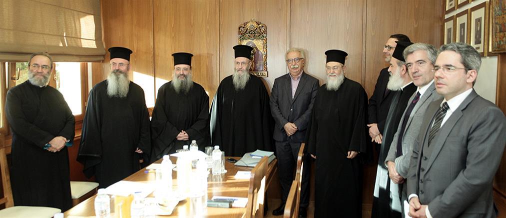 Έτοιμο το νομοσχέδιο για τις αλλαγές στις σχέσεις Κράτους – Εκκλησίας