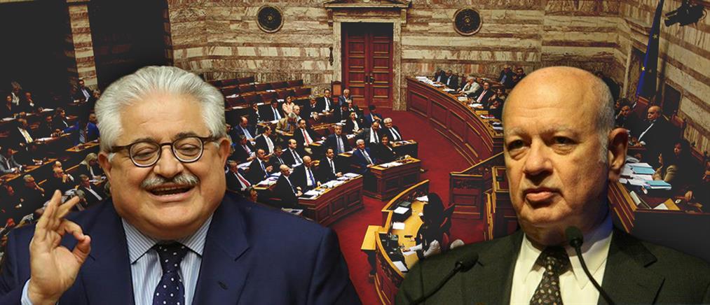 """Άγρια κόντρα Παπαδημητρίου – Τζαβάρα στη Βουλή για τα """"κόκκινα"""" δάνεια"""