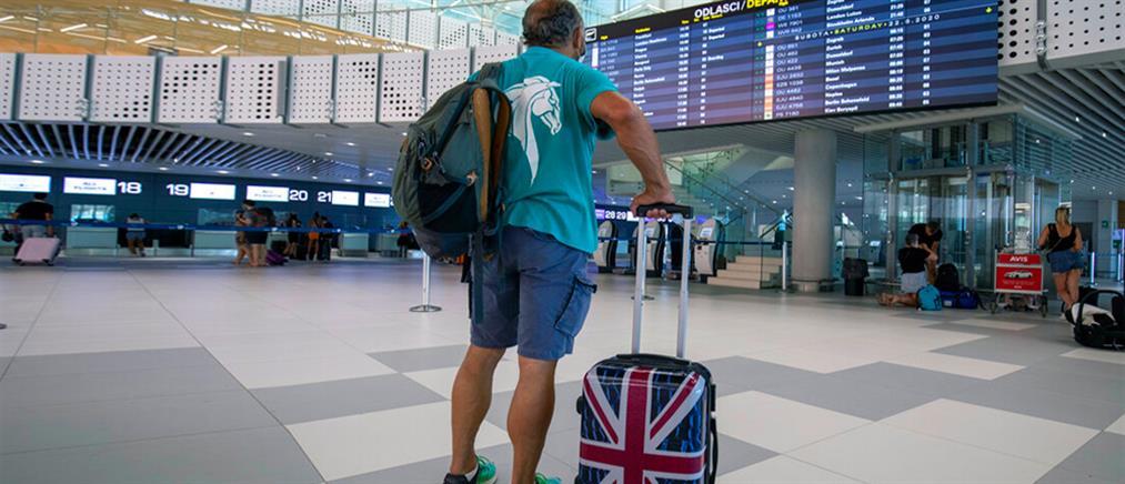 Κορονοϊός: ΝΟΤΑΜ για τις πτήσεις έως 19 Αυγούστου