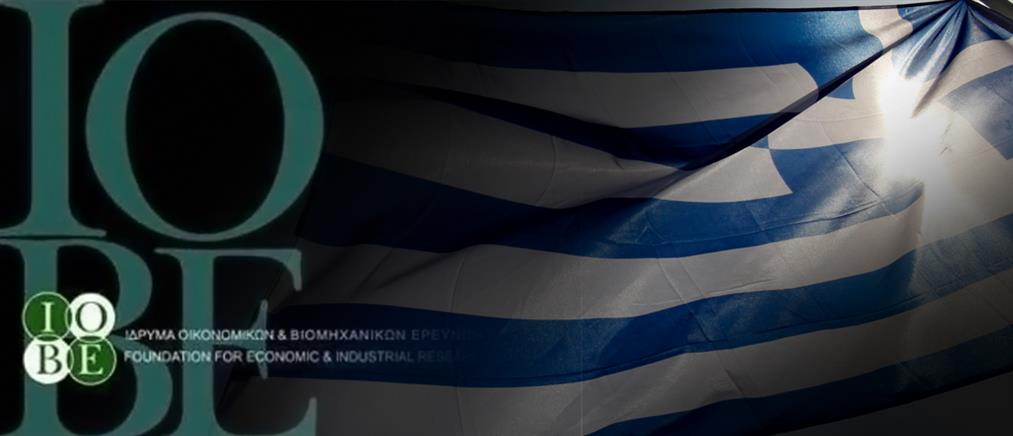 ΙΟΒΕ: νέα υποχώρηση του Δείκτη Οικονομικού Κλίματος