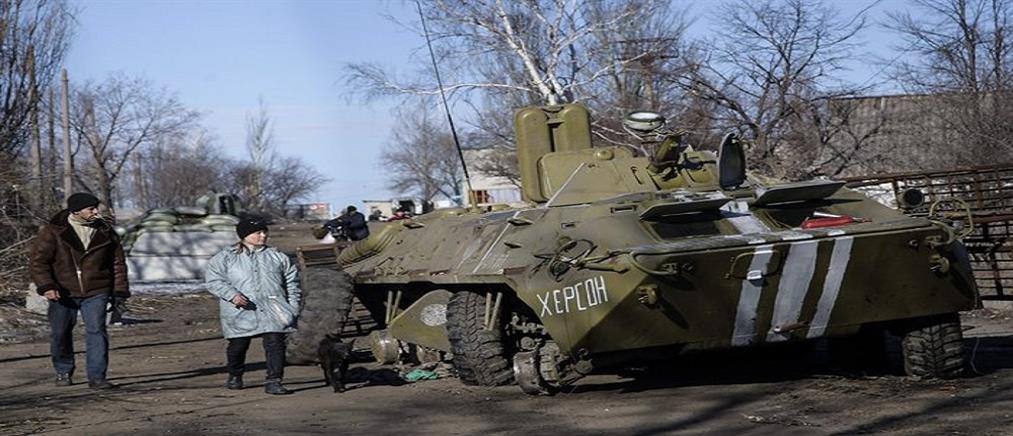 Ουκρανία: Ανταλλαγή αιχμαλώτων στην γραμμή του μετώπου