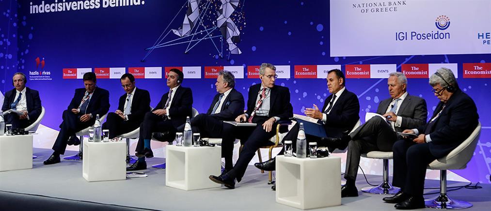 Χριστοδουλίδης: μεγαλύτερα τα οφέλη αν συνεργαστούν Κύπρος και Τουρκία