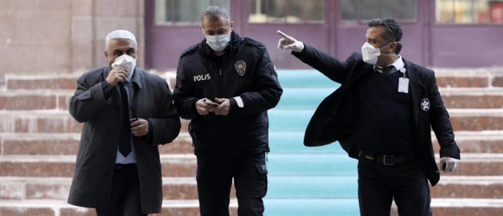 Κορονοϊός: Έκτακτα μέτρα στην Τουρκία