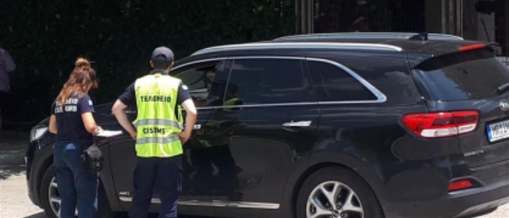ΑΑΔΕ: Παράνομo ένα στα τρία αυτοκίνητα με ξένες πινακίδες