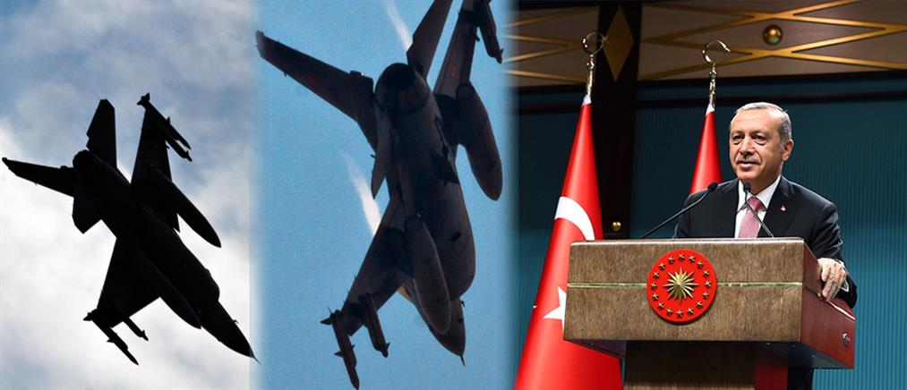 Προκλητική υπέρπτηση των Τούρκων στο Φαρμακονήσι