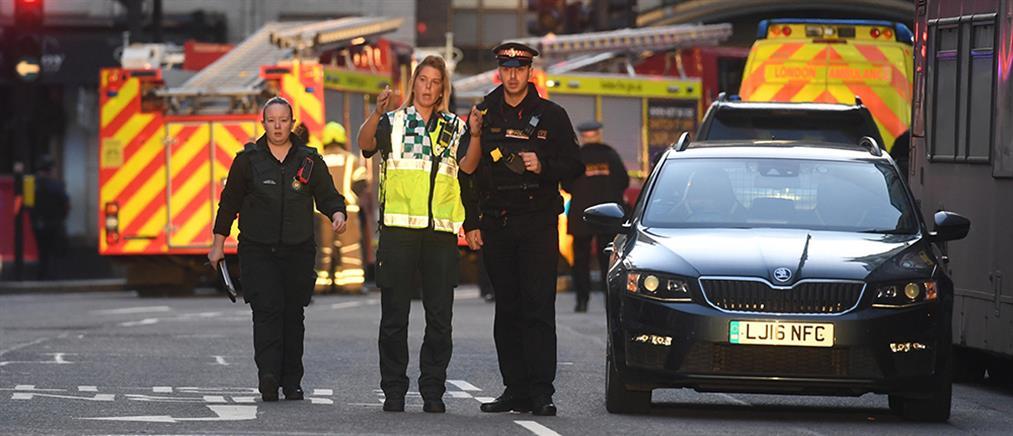 Επίθεση με μαχαίρι στο Λονδίνο