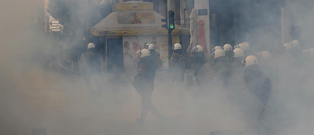 Πολυτεχνείο -Υπουργείο Προστασίας του Πολίτη: Διαλύσαμε παράνομες συγκεντρώσεις