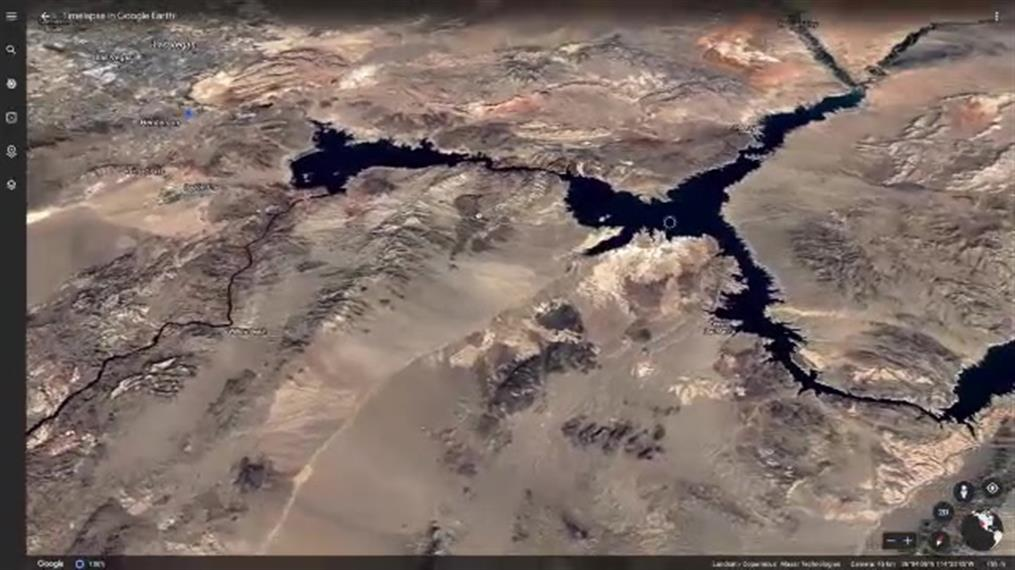 Νέα υπηρεσία Timelapse στο Google Earth