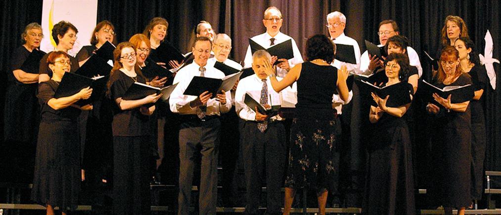 Τραγουδήστε… είναι ευεργετικό για την υγεία!