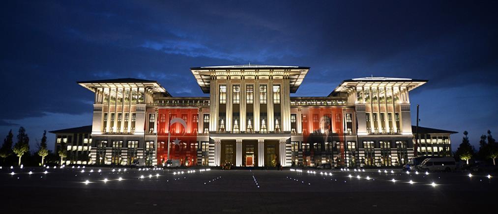 """Όργιο σπατάλης από το """"σαράι"""" του Ερντογάν"""